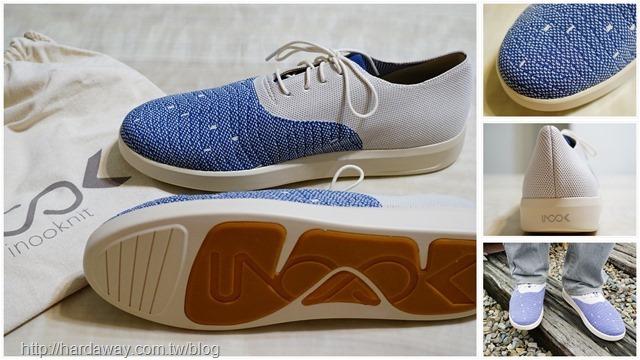 inooknit針織鞋