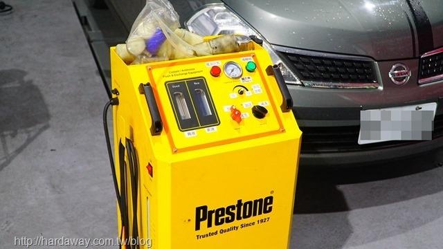 Prestone冷卻系統智能交換機