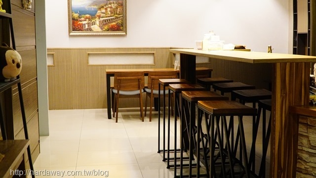 MEAT TIME歐式羅馬料理內部空間