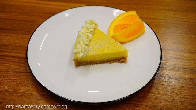甜蜜蜜橙派