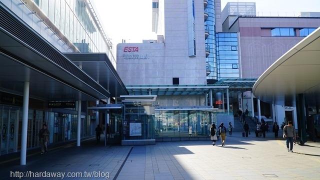 電鐵富山站