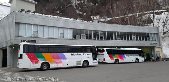 JR高速巴士