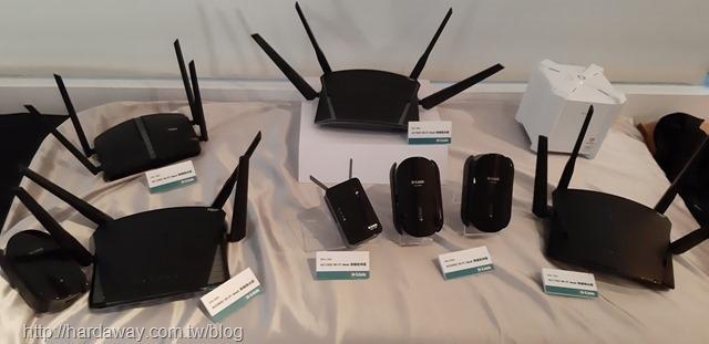 D-Link Wi-Fi Mesh無線路由器