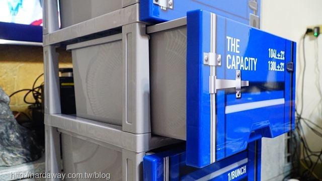 工業風收納櫃