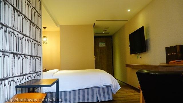 蘭桂坊花園酒店房間