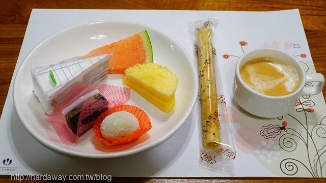 蘭桂坊花園酒店早餐