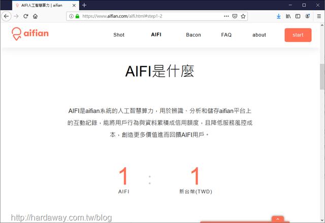 aifianAIFI人工智慧算力