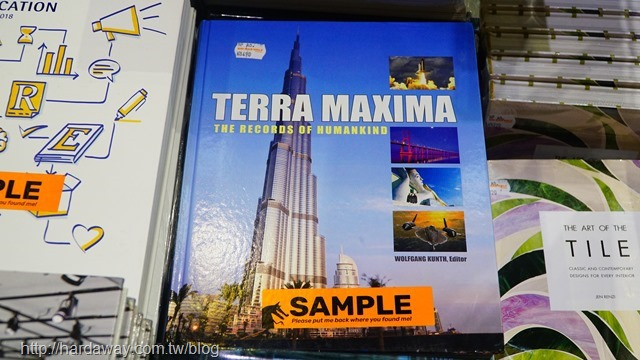 Terra Maxima : The Records of Humankind
