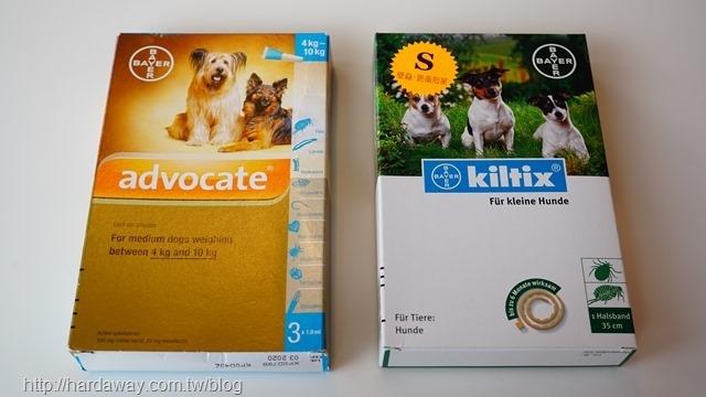 德國拜耳寵物驅蟲藥