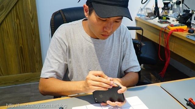 台中iPhone換電池
