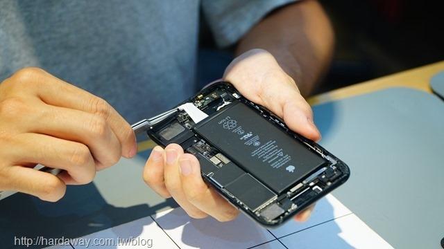 台中北區iPhone換電池
