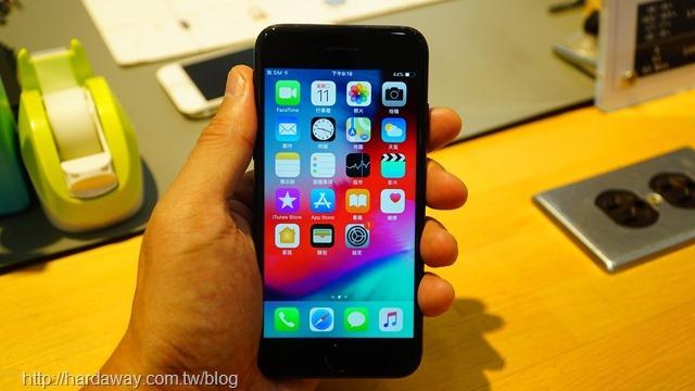 iPhone螢幕檢查