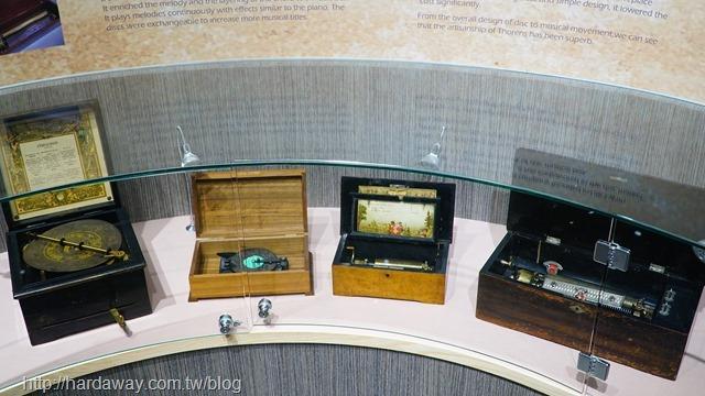 歐洲古董音樂盒