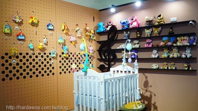 台灣現代音樂鈴博物館展示音樂盒