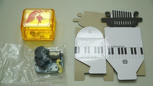 台灣現代音樂鈴博物館DIY課程