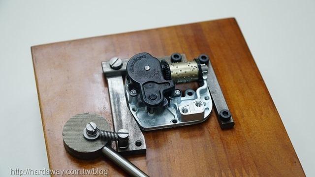 音樂盒機芯DIY課程