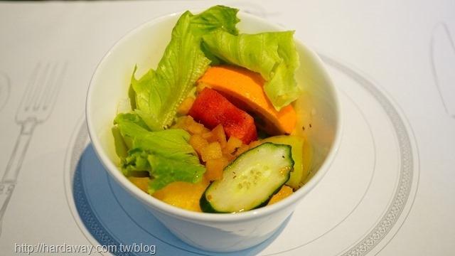 有機新鮮蔬果沙拉