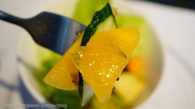 有機蔬果沙拉