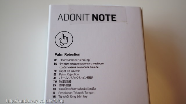 Adonit Note精準電容筆