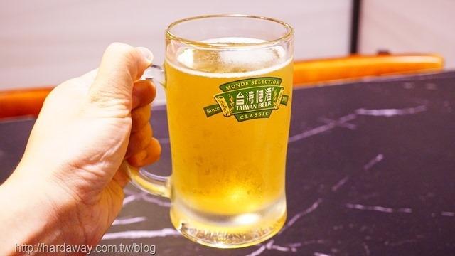 新竹台灣生啤酒暢飲