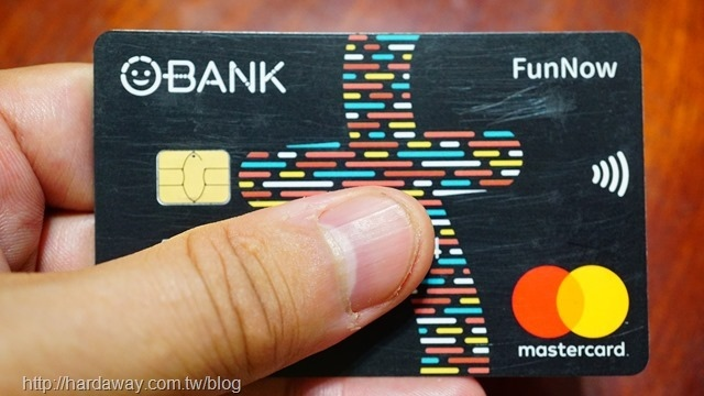 O-Bank簽帳金融卡