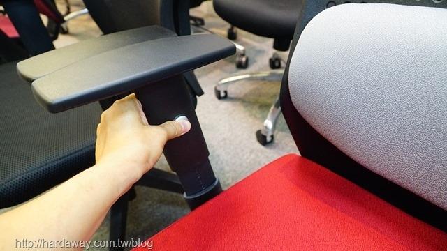 客制化人體工學椅