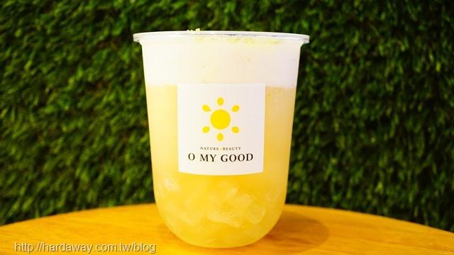 O MY GOOD麥蘆卡檸香蜂蜜飲