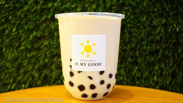 O MY GOOD黑糖珍珠鮮奶