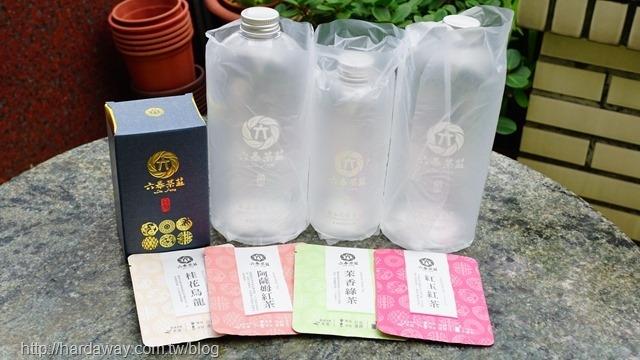 六奉茶莊冷泡茶DIY組合