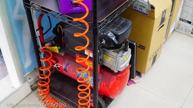 空氣壓縮機清潔