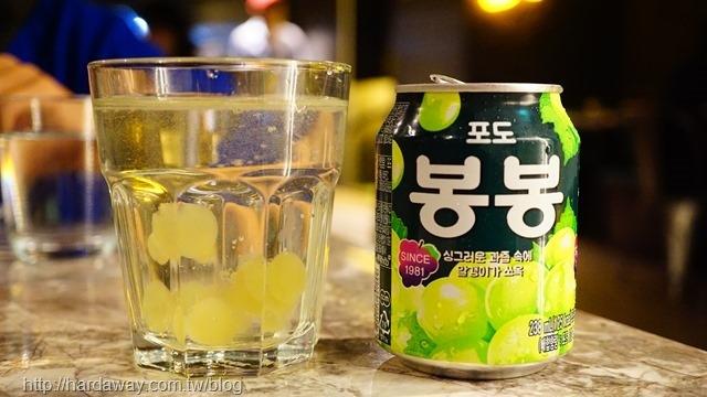 韓國進口葡萄汁
