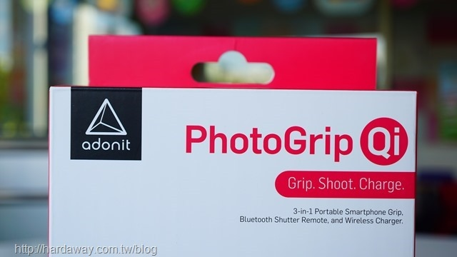Adonit PhotoGrip Qi