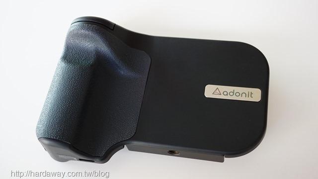 Adonit PhotoGrip Qi無線充電藍牙拍照握把