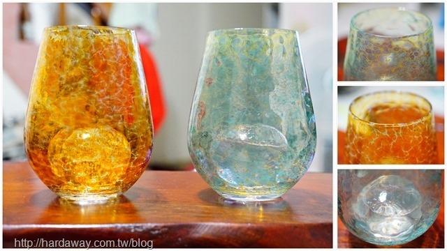 animitta琉璃酒器冰裂冰心吟釀杯
