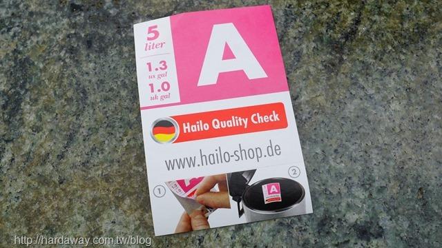 Hailo Quality Check
