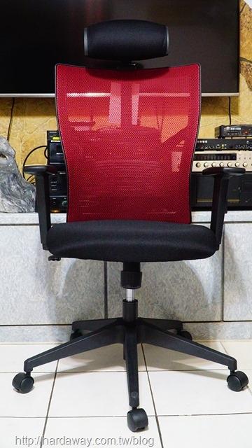 GIHCHIN人體工學椅GK01M