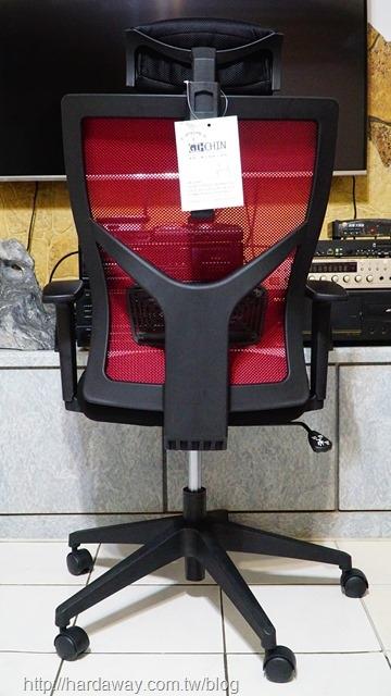 GIHCHIN GK01M人體工學椅