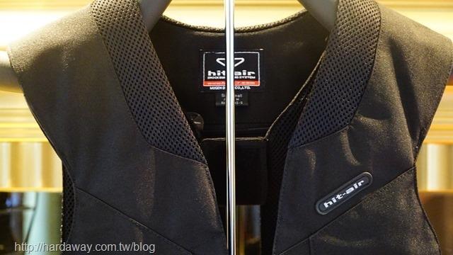 Hir-Air安全氣囊防護衣