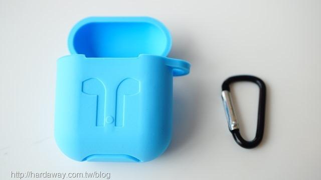 AirPods矽膠保護盒