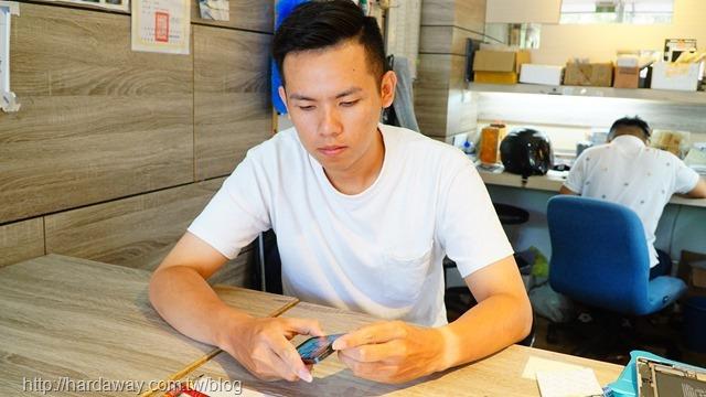 新竹iPhone手機快速維修