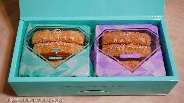 萌焙司千層酥千讚禮盒