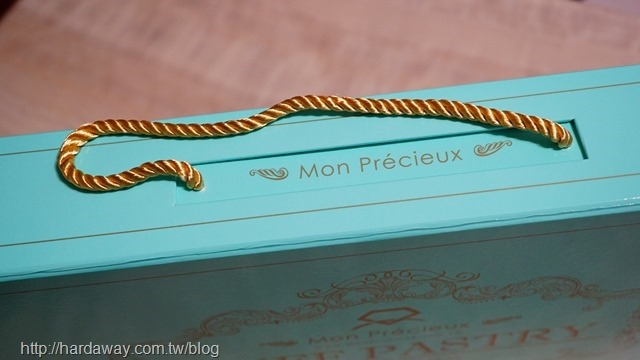 萌焙司千層酥千讚禮盒精裝版