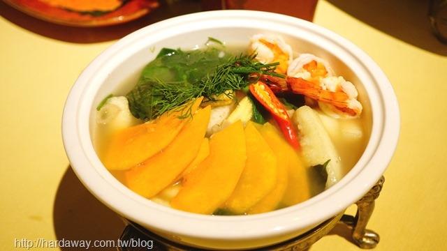 鄉村野菜湯