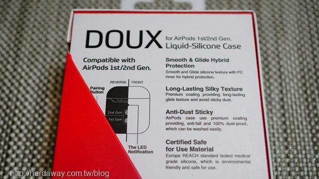 AirPods Doux保護殼