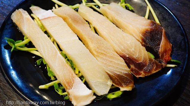 小火鍋魚片