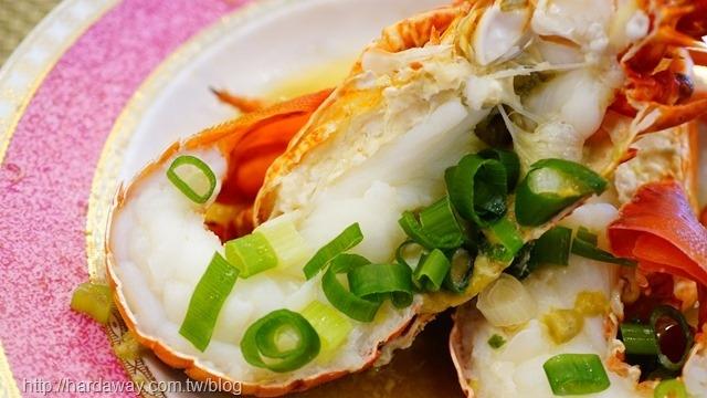 台灣野生龍蝦