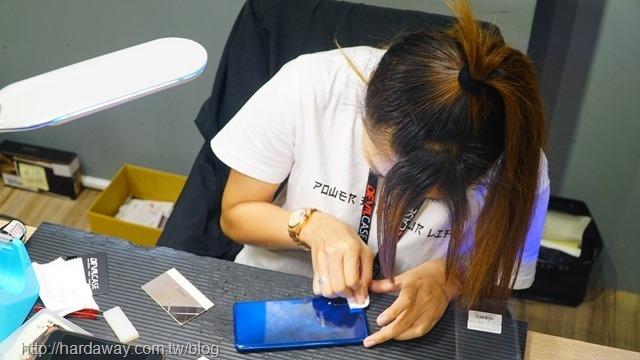 手機全機包膜作業