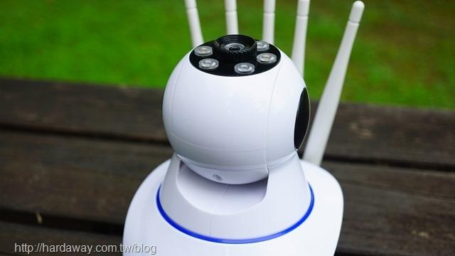 Uta R17 1080P無線網路監視機