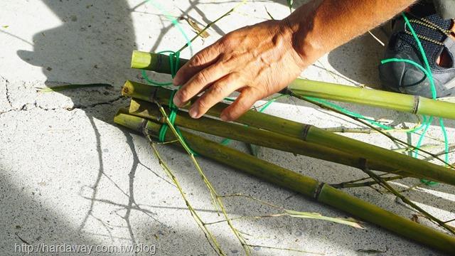 軟絲竹叢產房製作