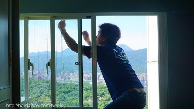 谷賓精品隱形鐵窗施工